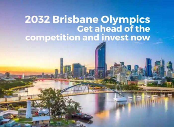 Property Investment Brisbane Olympics